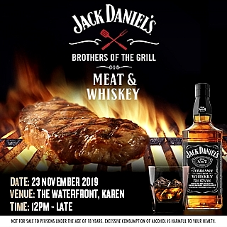 Jack Daniel&#39s Brothers Of The Grill 2019