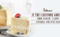The Cake Festival Set For June 2020